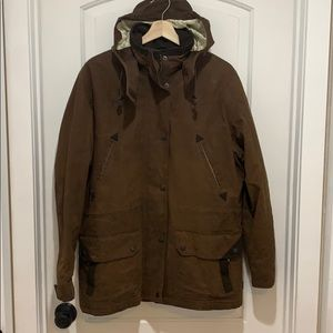 Barbour kelso jacket